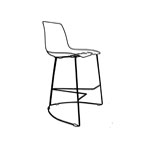 Design Chairs, stools and tables: Furniture/Drake Design