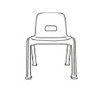 School Chairs and tables: Furniture/School