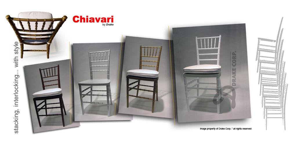 Chiavari Chairs By Drake