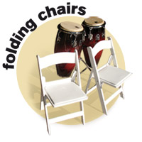 FURNITURE/SPECIAL EVENT RESIN CHAIRS / RESIN FOLDING STACKING CHAIRS (CHIP, STRUCTURE), FAN COINJECTED PLASTIC FOLDING STACKING CHAIRS (including traditional white folding chairs)