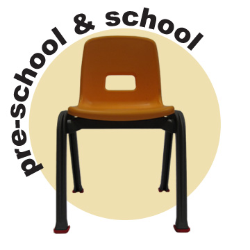FURNITURE/KIDs' chairs and tables for kindergartens, preschools, schools