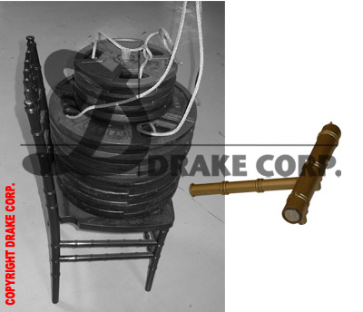 Drake Chiavari strength and material detail
