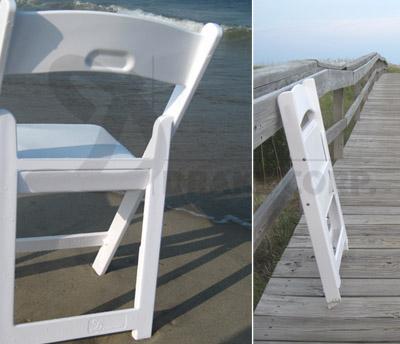 Chip Folding Chairs Beach Bumming