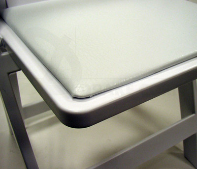 Chip Folding Chairs/Seat Detail