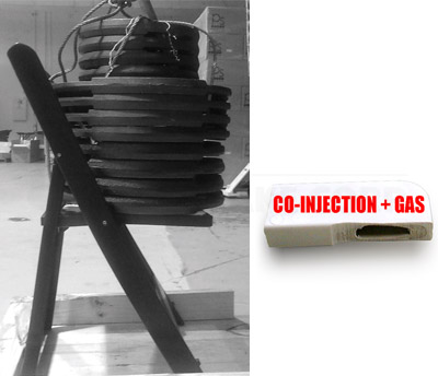Chip Folding Chairs/Material