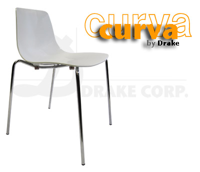Curva Collection Stacking Chairs & Stools