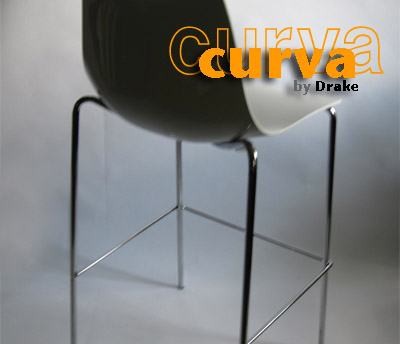 Curva Collection Stacking Stool Detail