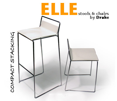 ELLE Collection Stools & Chairs