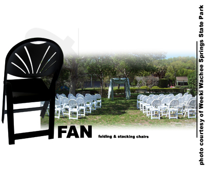 NEW FAN: resin folding chairs outdoors