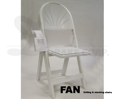 NEW FAN: resin folding chairs / chair link and spacer