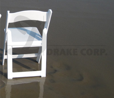 Structure chairs are water friendly
