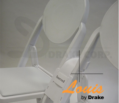 LOUIS chairs / chair link and spacer
