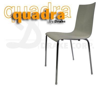Quadra Stacking Chairs