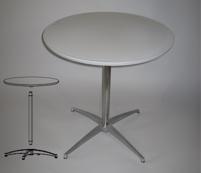 table with assembly