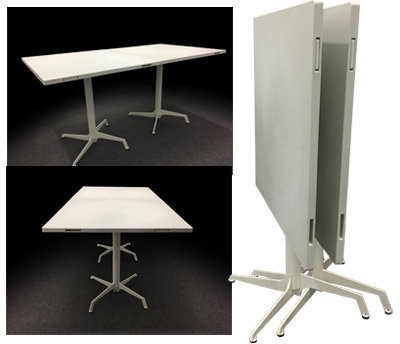 Our table tops 30x32 modular connecting