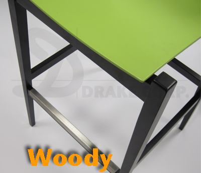 Woody 30 inches barstool