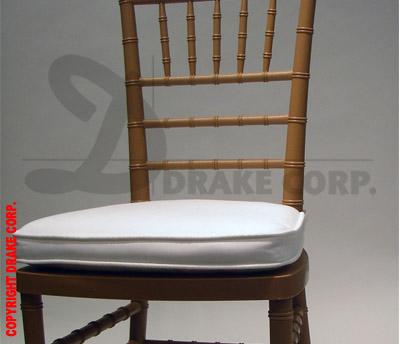 Light Brown Chiavari Chair, detail