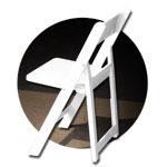 Chip sedia pieghevole ed impilabile