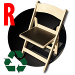CHIP-R Resin folding and stacking chairs / CHAIR TO CHAIR  program