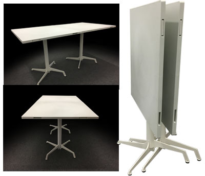 DSN modular folding nesting tables
