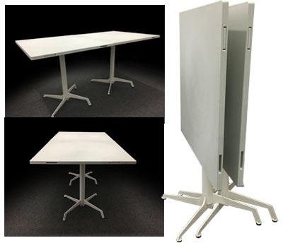 DSN modular folding nesting tables