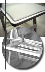 Extra folding chair pads (TB133)
